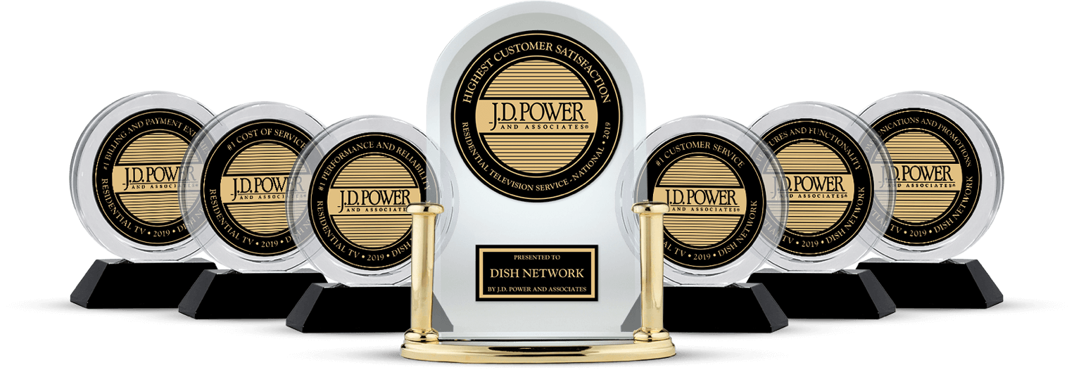 DISH Customer Satisfaction - Ranked #1 by JD Power - Valley Satellite LLC in Sweetwater, TN - DISH Authorized Retailer