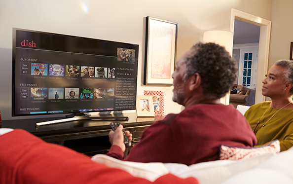 Customers 55+ Receive their first On Demand Movie Rental FREE Each Month from Valley Satellite LLC in Sweetwater, TN