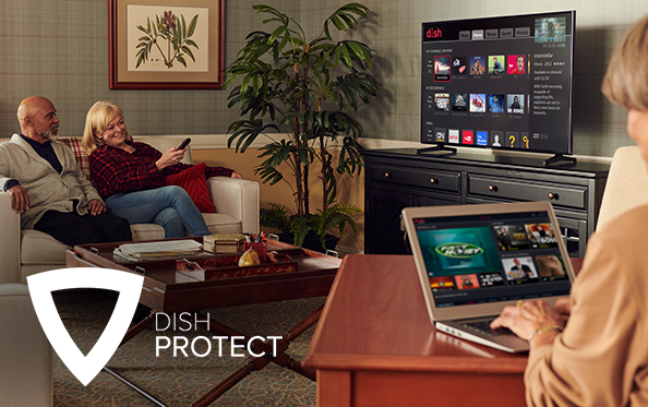 Get DISH Protect from Valley Satellite LLC in Sweetwater, TN